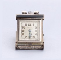 Art Deco Uhr Septimo